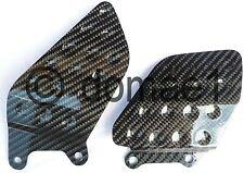 Honda CBR1000RR carbon fiber heel guards SC57 2004-2007 plates protectors