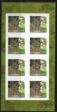 Latvia. 2005. Small sheet.OLD tree. MI 638 MNH
