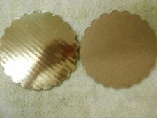 """Southern Champion Tray 1601 6"""" Sturdy Corrugated Single Wall Cake Circle"""