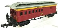 N Bachmann 75574 Central Pacific 1860 Old Time Combine #8 NIB