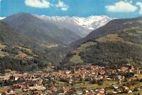 ALLEVARD-les-BAINS - vue générale et le Glacier du Gleyzin - Alpes touristiques