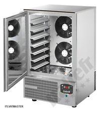 Abbattitore Di Temperatura  7 Teglie 600x400 e GN 1/1 Surgelatore Ristorante
