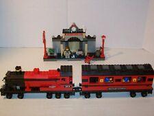 Lego 4708 Harry Potter HOGWARTS EXPRESS Complete w/Instructions