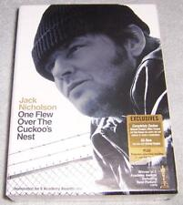One Flew Over The Cuckoo's Nest Jack Nicholson DVD Set NEW SEALED
