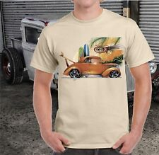 FORD HOT ROAD / SURF T-SHIRT