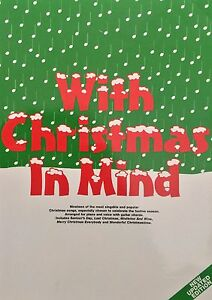 With Christmas in Mind - 19 Christmas Songs - New updated edition (Shop display)