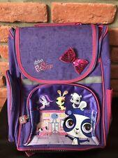 LITTLEST PET SHOP Backpack School Bag