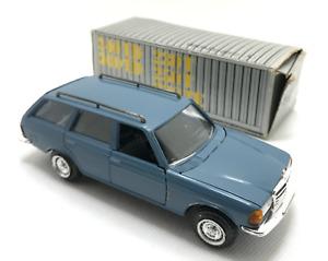 VERY RARE Conrad # 3065, Mercedes-Benz 240TD 300TD 230T 250T 280TE in orig box