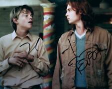 Johnny Depp Leonardo DiCaprio 8x10 Autographed signed Photo Picture and COA