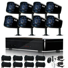 ELEC 1500TVL 8CH 960H HDMI DVR Indoor Home Video CCTV Security Camera System