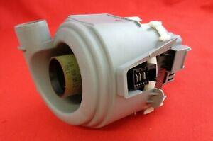 Bosch Siemens Umwälzpumpe Pumpe Motor mit Heizung Geschirrspüler 1BS3615-6EHA