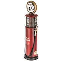 Route 66 Gas Pump Man Cave Vintage Home Decor. Great Gift