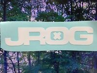 Jeep Renegade JROG Decal Sticker owners group Vinyl Accessory