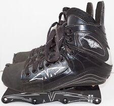 Mission R Series 5D Jr - Inline Roller Junior Size 5 D Hockey Skates 2004 Used