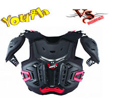 Leatt CHEST PROTECTOR 4.5 PRO BLACK/RED JUNIOR SMALL/MEDIUM 134-146CM WITH ARMS