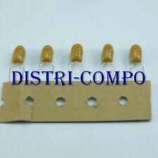 Condensateur 16V 47UF pas de 5mm 10% Kome (lot de 5)