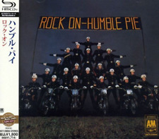 HUMBLE PIE-ROCK ON-JAPAN SHM-CD D50