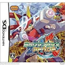 Used DS Capcom Rockman ZX Advent NINTENDO JAPANESE IMPORT