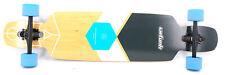 WEFUNK Longboard Hexagon Blue-Skateboard Longboard Skating Fun Sport 478L
