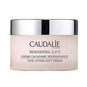 Caudalie Resveratrol Lift Face Lifting Soft Cream, 1.7 Ounce