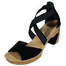 Rieker Women's Block Heel Shoes