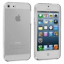 Funda Cubierta TPU Goma Transparente para Apple iPhone 5 5G 5th N2G3 4Q