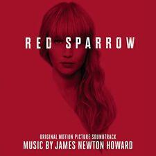 James Newton Howard - Red Sparrow (Original Motion Picture Soundtrack) [CD]