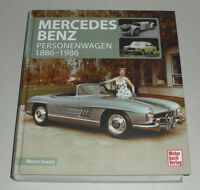 Bildband Mercedes-Benz - Alle Personenwagen 1886-1986