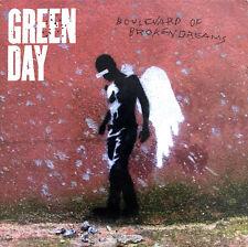 Green Day CD Single Boulevard Of Broken Dreams - Europe (EX/EX)