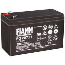 Batteria al piombo FIAMM FG20721  12V - 7,2 Ah