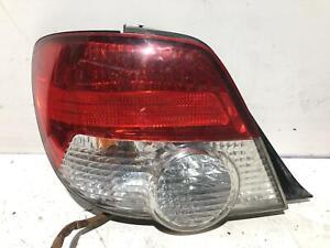 Subaru IMPREZA Left Taillight 11/02-08/05 Hatch