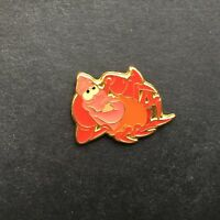 Little Mermaid Sebastian 24kt Pin - Disney Pin 27047