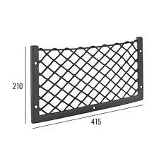 Netzablage Utensiliennetz 415x210 mm L Universal passend, Nylonnetz mit Gummizug