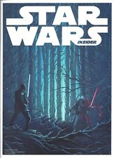Star Wars Insider Issue #168 Subscribers Exclusive Cover LN