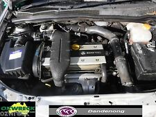 HOLDEN ASTRA AH 2.0L TURBOCHARGED ENGINE FOR SALE - 3 MONTHS WARRANTY LOW KMS