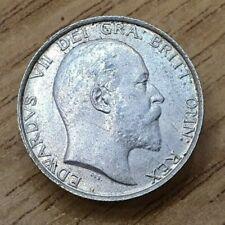 More details for 1902 edward vii silver shilling