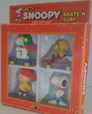 Vintage Peanuts Snoopy Aviva Mini Diecast Skate n Surf  New In Package HTF