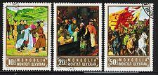 MONGOLIA  Old Mongolian Life Stamps - History of Mongolia