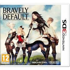 Bravely Default 3ds and 2ds Game Nintendo