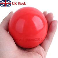 Indestructible Solid Rubber Ball Pet cat Dog Training Chews Play Fetch BiteDLAK