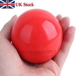 Indestructible Solid Rubber Ball Pet cat Dog Training Chews Play Fetch Bite x LZ