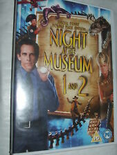 Night At The Museum / Night At The Museum 2 DVD