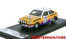 VAUXHALL CHEVETTE HSR 6° RAC RALLYE 1982 RUSSELL BROOKES TROFEU LIMITEE 300 EX