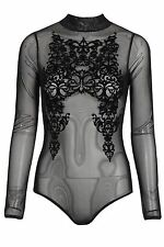 Long Sleeve Body Unbranded Women's Floral