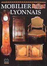 BOOK/LIVRE/BOEK : MOBILIER/FRENCH FURNITURE > LYONNAIS/LYON FRANS ANTIEK MEUBEL