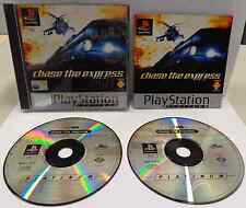 Console Game SONY Playstation 1 PSOne PSX Play PAL ITALIANO - CHASE THE EXPRESS