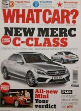WHAT CAR ?   MAGAZINE  February 2014  ENGLISH MONTHLY