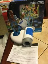 TOY STORY  STORYTIME THEATER  PROJECTOR--DISNEY PIXAR---FREE SHIP--