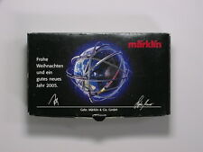 "Marklin Z Mini Club 2005 ""Systems Innovation"" Commemorative Car - Rare"