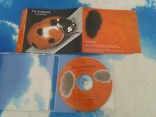 THE SUNDAYS UK 1997 CD Single Summertime 1 TRACK PROMO
